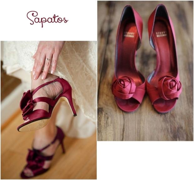Marsala - Sapatos