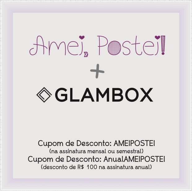 Cupom Glambox1