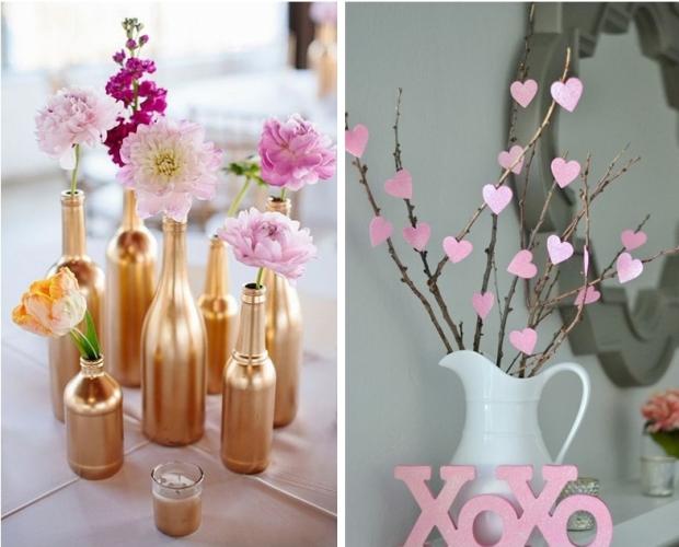 Vasinhos para decoração