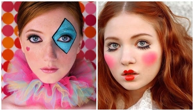 Maquiagem para o carnaval 1