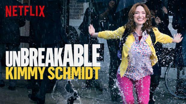Série Unbreakable Kimmy Schimidt